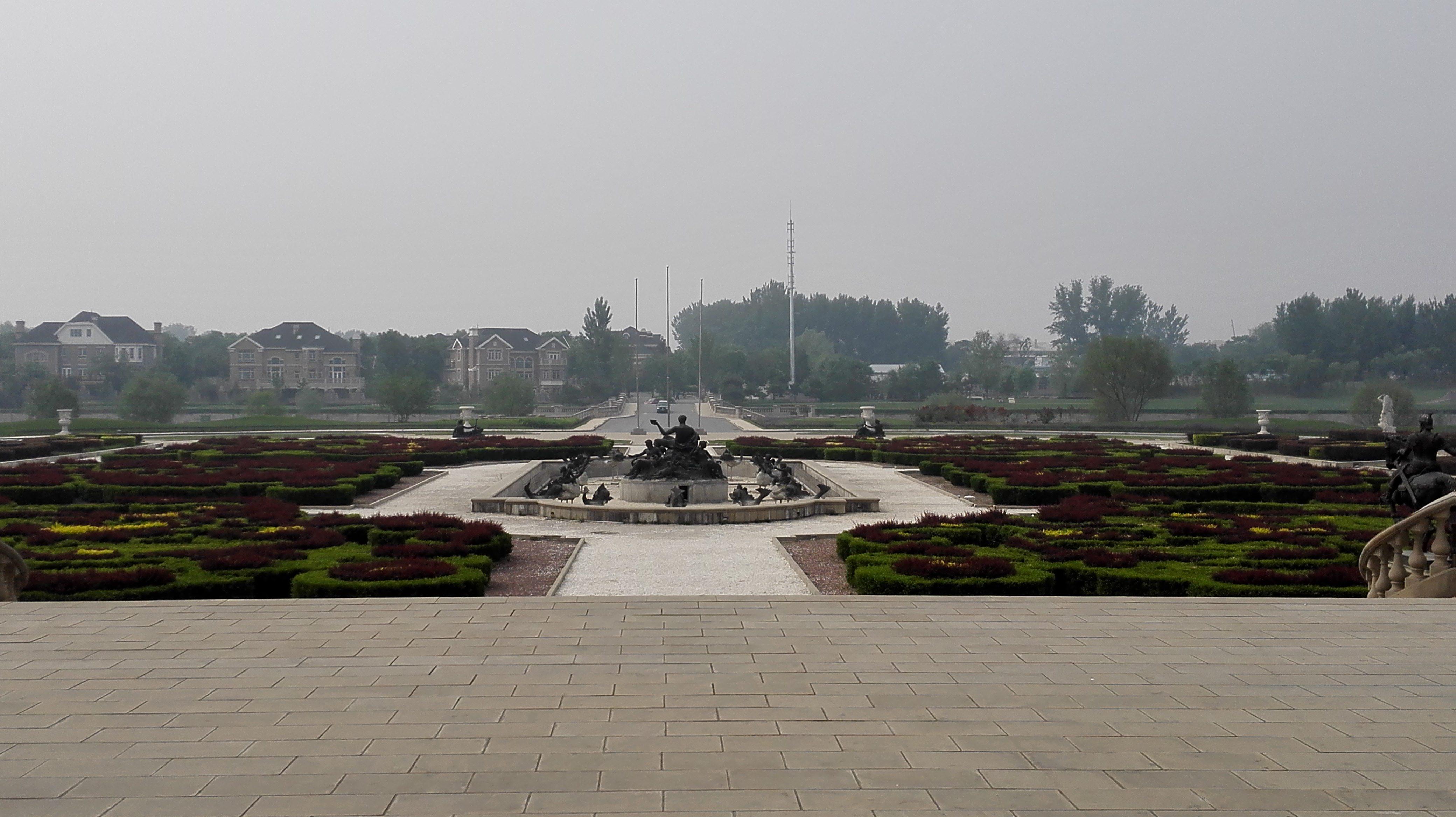 Beijing Chateau Laffitte Hotel (Einviroment)