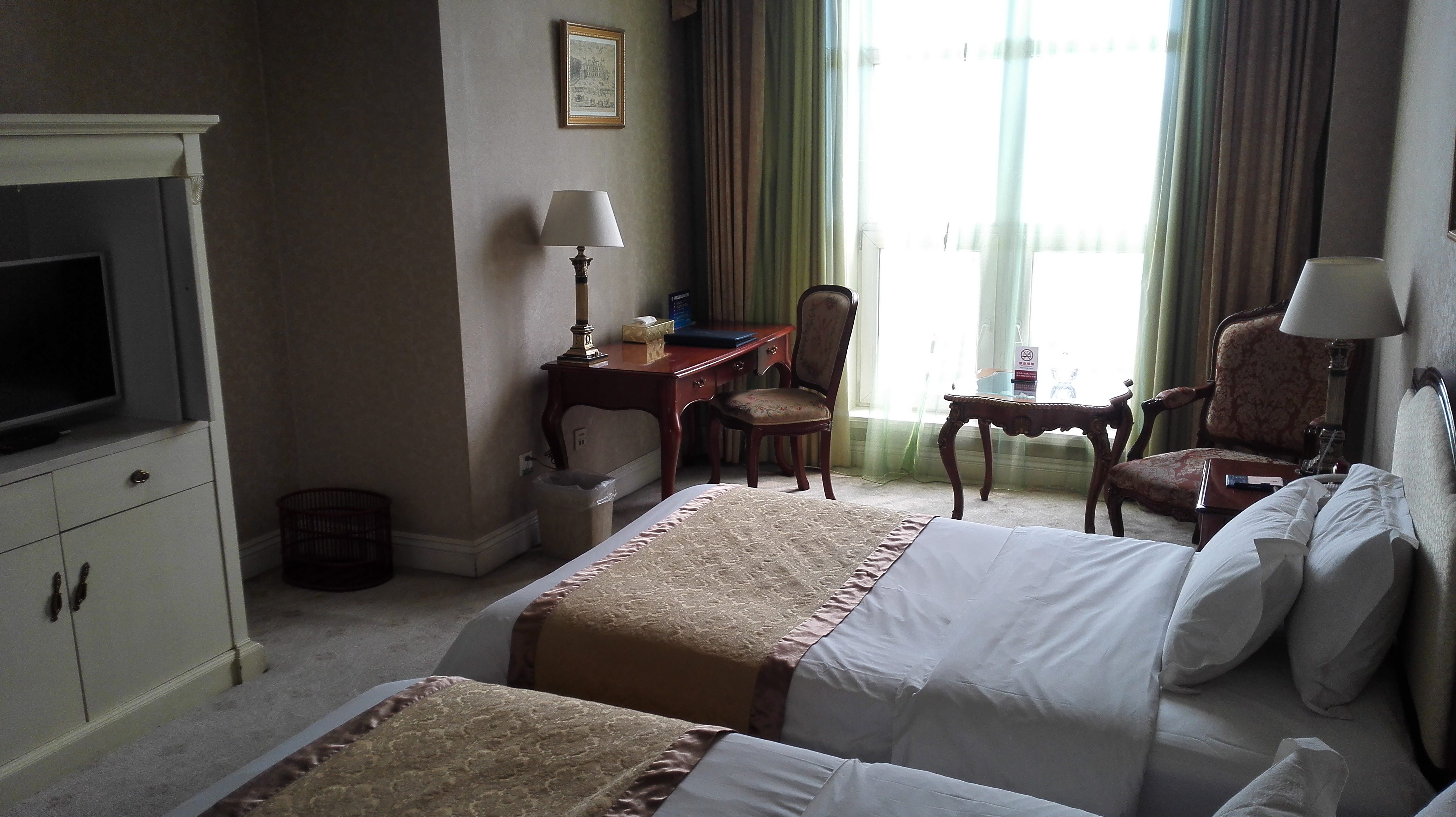 Beijing Chateau Laffitte Hotel (Room pic 1)